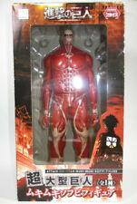NEW Attack on Titan Official Bertolt Hoover Titán Colosal muki-muki Figure Japan