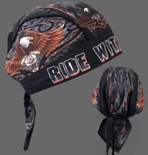 RIDE WITH PRIDE HEAD WRAP BIKER CAP
