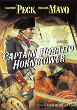 Captain Horacio Hornblower Gregory Peck movie poster print