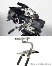 MOVCAM Shoulder Support Rig Kit with handle for SONY NEX-FS700 camera