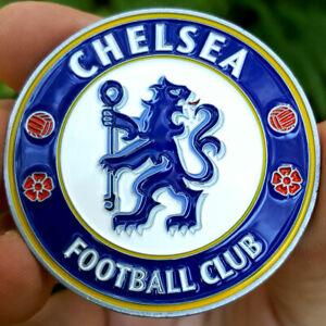 PREMIUM Chelsea Football Club Soccer Team Poker Card Guard Protector Coin