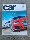 Car magazine Oct 2008 Ford Kuga, Koleos, Tiguan, Qashqai, Freelander, Lotus Evor