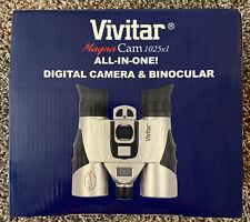 Vivitar Magma All-In-One Digital Camera and Binoculars