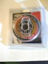 Oxygen 82A Replacement Scooter Wheels 104mm Set of 2 / One Pair / Brand NEW