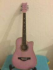 Daisy Rock Acoustic Guitar Cutaway DR 6262 [MAUVE DAISY]