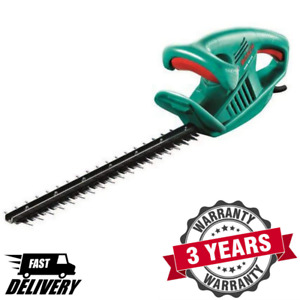 Bosch Ahs 45-16 Electric Hedge Cutter, Blade Tooth Opening Corded Green