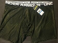 NWT: Men's Under Armour UA Performance Fitted Boxer Shorts Briefs 0888376003944