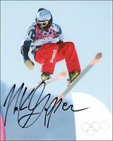 Nick Goepper AUTOGRAPH Signed Slopestyle Skier 8x10 Photo