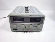 TENMA 72-2085 30V 6A DC POWER SUPPLY