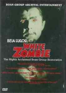White Zombie (DVD, 1999) Brand New, Sealed