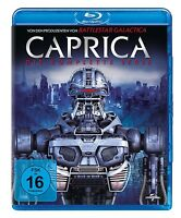 CAPRICA-DIE KOMPLETTE SERIE 5 BLU-RAY NEUF
