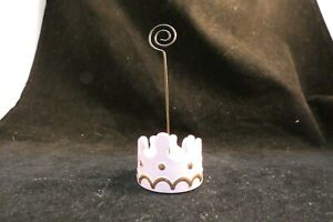 Place Card Photo Holders Kate Aspen Crown