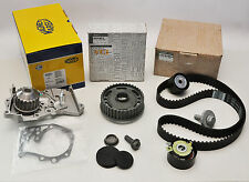 DEPHASER PULLEY & TIMING CAM BELT KIT & WATER PUMP RENAULT MEGANE II III 1.6 16V