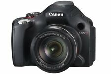 Canon Digital Camera PowerShot SX30 IS PSSX30IS 14.1 Megapixel 35x Optical Zoom