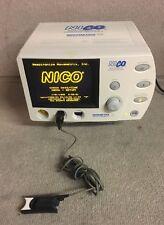 Novametrix NICO 2 Cardiopulmonary Management System