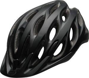 **BRAND NEW** BELL BS Tracker MTB Cycle Helmet Matt Black Unisize 54 - 61cm