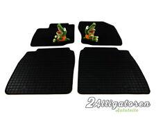 4 x Gummi-Fußmatten ☔ für HONDA Civic IX 3/5 hatchback seitdem 2012