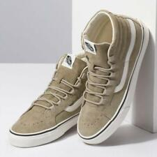 Vans SK8 Hi Reissue Pig Suede Slate Green Men's Classic Skate Shoes Size 10