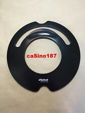 ~ Roomba 500 600 Series Glossy Black Faceplate 550 560 570 580 555 535 595 650