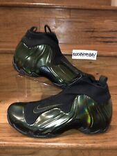 Nike AIR FLIGHTPOSITE AO9378-300 LEGION GREEN/BLACK Size 10 NEW