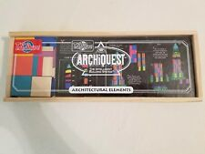 NEW SHURE ARCHIQUEST THE INTELLIGENT BUILDING SYSTEM BUILDING BLOCKS IN A BOX