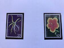 Nevis 1986 Flower, Floral Stamps MNH