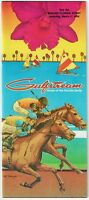 UNBRIDLED IN 1990 GULFSTREAM PARK FOUNTAIN OF YOUTH STAKES HORSE RACING PROGRAM