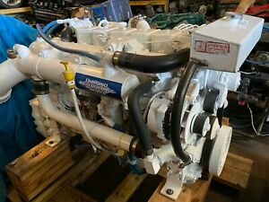 Cummins 6BTA 5.9LTS Diamond Series Marine Diesel engine rated 370 HP