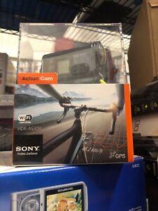 NEW Sony AS30V High Definition POV Action Video Camera HDR-AS30V-BLACK