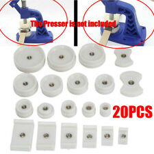 Watch Repair Tools Watch Press Back Case Closer Crystal Glass Fitting Dies Set
