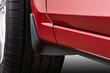 MAZDA 3 BM/BN 63 PLATE ON WARDS FRONT MUD FLAPS BRAND NEW GENUINE ACCESSORY