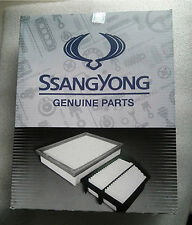 Engine Room Air Filter Clean 1p For Ssangyong Actyon : Sports : RODIUS : Kyron
