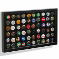 Bottle Caps Display Case Presentation Box Frame FINESTRA Leuchtturm 345773