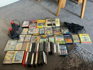 ZX Spectrum And Commodore games And Accessories bundle