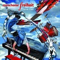 """MÜNCHENER FREIHEIT """"OHNE LIMIT"""" CD NEU"""