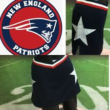 Patriots Real Cheerleading Uniform Skirt 22�