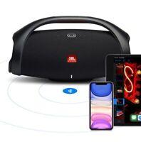 Boombox 2 Bluetooth Speaker JBL Hifi Waterproof Partybox Portable Speaker-Black