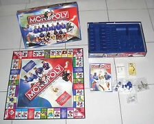 MONOPOLY Equipe de France de Football FIFA WORLD CUP 2002 Calcio Monopoli Zidane