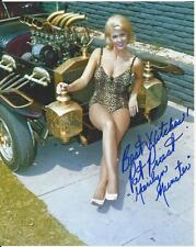 Pat Priest - The Munsters signed photo