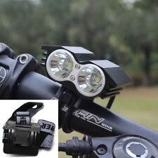 CREE XM-L U2 T6 LED Head Front Bicycle Light Bike Lamp Headlamp Headband