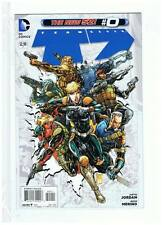 DC Comics New 52 Team Seven #0 NM Nov 2012