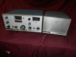 National NCX-3 with power supply