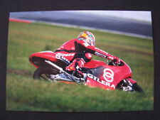 Photo Gilera Racing 125 2002 #1 Manuel Poggiali (RSM) Dutch TT Assen #1
