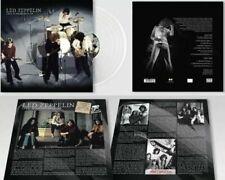 LED ZEPPELIN ~ Scandinavia '69 ~ Rare Ltd Ed 1 of 1500 White Vinyl LP