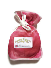 Bamboo Washable Nursing Pads  X6 Made By Nature Babies