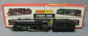 Hornby R859 OO Gauge LNER 4-6-0 Fitzwilliam Steam Locomotive & Tender/Box