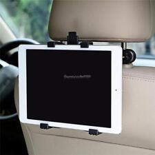 Universal Tablet PC Car Seat Backrest Adjustable Mount Holder iPad TV DVD GPS AA