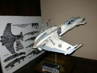 SPACE ABOVE AND BEYOND 4 MODEL KIT SET HAMMERHEAD,  CHIG FIGHTER CHIGGY VON...