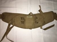 USMC FILBE Rucksack WAIST BELT ONLY *** Coyote Brown *** Very Good Condition