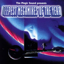 Various Artists : Deepest Megamixes of the Year CD (1996) Used CD